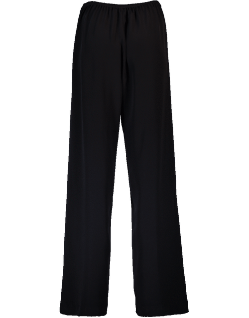 CATHERINE REGEHR CLOTHINGPANTMISC Pull On Silk Crepe Pant