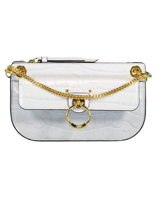 CHLOE HANDBAGSHOULDER CLOUD Light Cloud Tess Crossbody Pouch