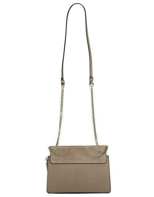 CHLOE HANDBAGSHOULDER MTTYGREY Faye Mini Shoulder Bag