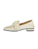 CHLOE SHOEMISC Quincey Patent Bow Loafer