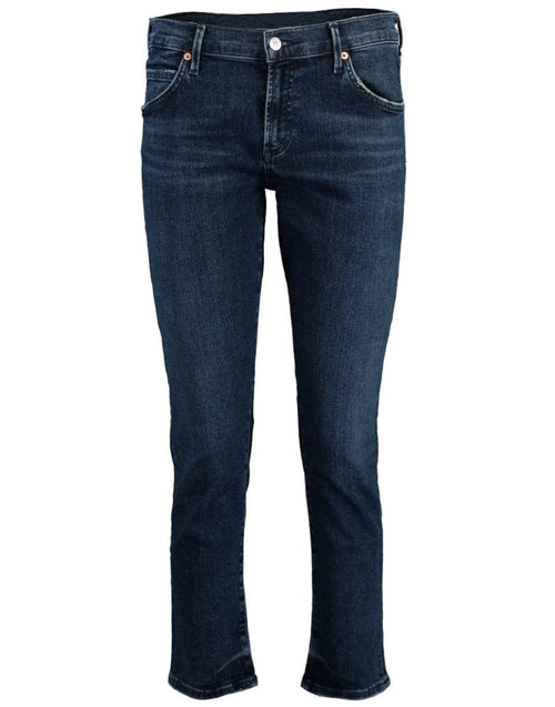 CITIZENS of HUMANITY CLOTHINGPANTDENIM Night Tide Elsa Mid-Rise Skinny Jean