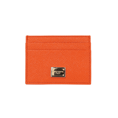 DOLCE & GABBANA ACCESSORIEMISC ARANCIO Card Holder