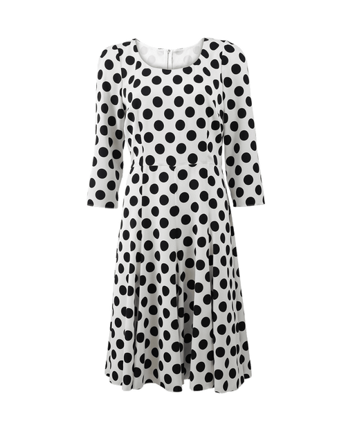 DOLCE & GABBANA CLOTHINGDRESSMISC Dot Dress