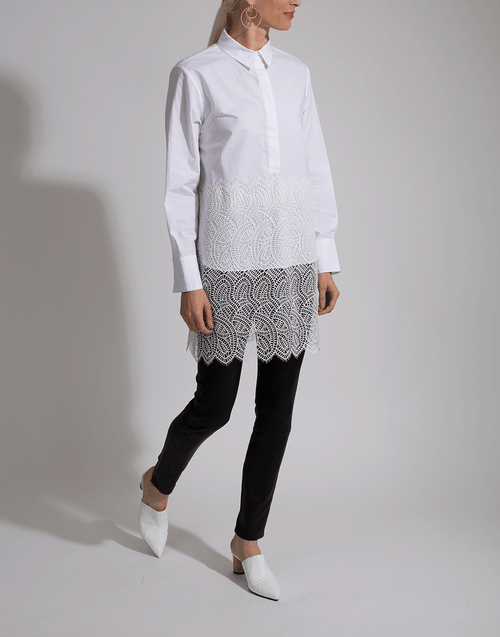DOROTHEE SCHUMACHER CLOTHINGTOPBLOUSE Poplin Purity Blouse