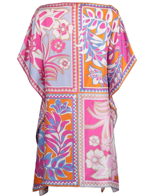 EMILIO PUCCI CLOTHINGDRESSCASUAL Scarf Print Dress
