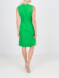EMILIO PUCCI CLOTHINGDRESSCOCKTAIL GREEN / 42 Sequined Cocktail Dress