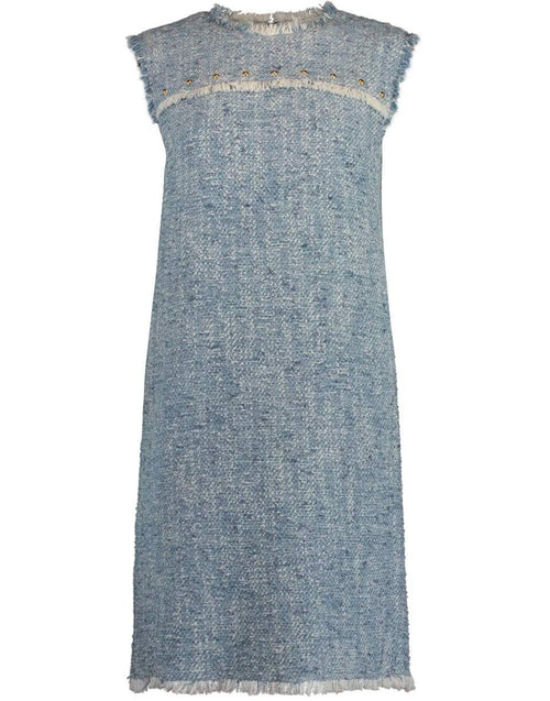 ESCADA SPORT CLOTHINGDRESSCASUAL Damika Sleeveless Tweed Shift Dress