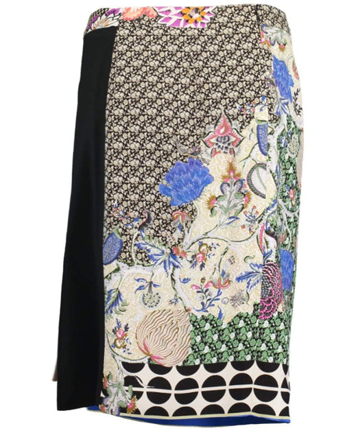 ETRO CLOTHINGSKIRTMISC MULTI / 44 Print Stretch Pencil Skirt