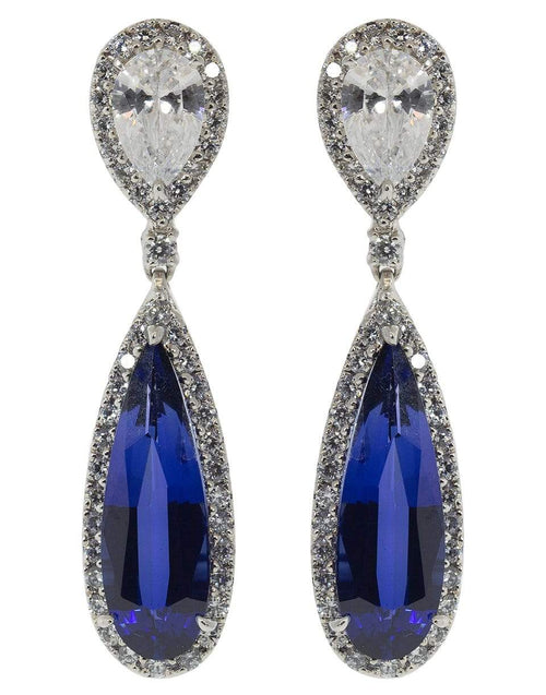 FANTASIA by DESERIO JEWELRYBOUTIQUEEARRING WVSAPPCZ Teardrop Earrings