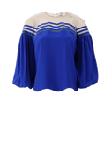 FENDI CLOTHINGTOPBLOUSE Illusion Wave Top