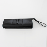 FENDI HANDBAGCLUTCHES BLACK Evening Small Pouchette