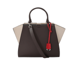 FENDI HANDBAGTOP HANDLE MORESCO 3Jours Shopper