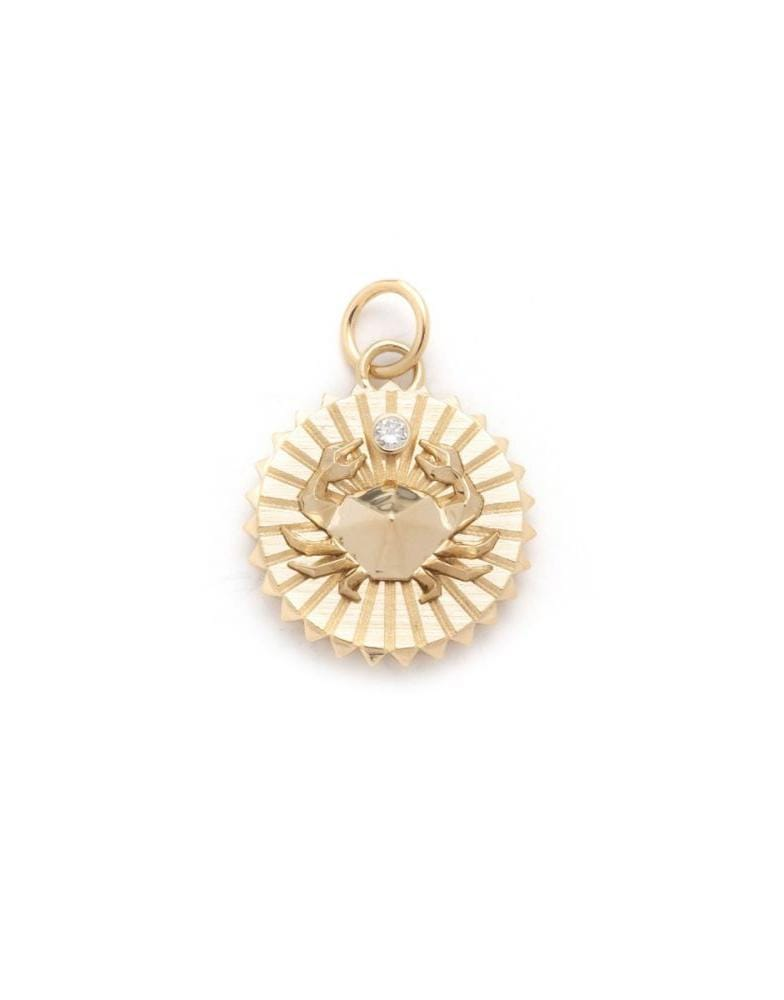 Image of Baby Cancer Medallion