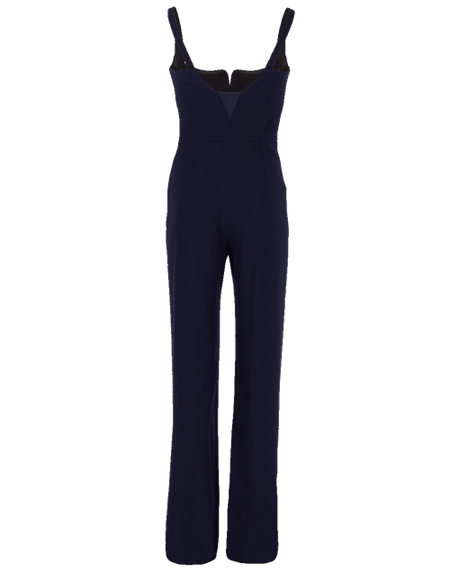 GALVAN LONDON CLOTHINGPANTMISC MIDNIGHT / 38 Corset Jumpsuit