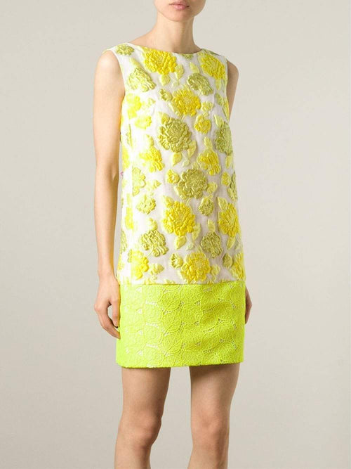 GIAMBATTISTA VALLI CLOTHINGDRESSMISC Floral Shift Dress