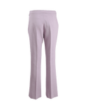 GIAMBATTISTA VALLI CLOTHINGPANTMISC LILAC / 42 Flare Side Zip Pant