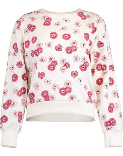 GIAMBATTISTA VALLI CLOTHINGTOPMISC IVORY / 40 Ivory Embellished Sweatshirt