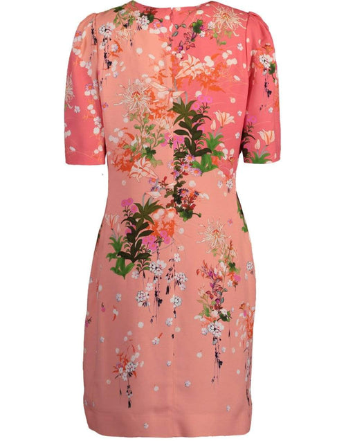 GIVENCHY CLOTHINGDRESSCASUAL Sakura Print Dress