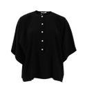 GIVENCHY CLOTHINGTOPBLOUSE Pearl Neck Blouse