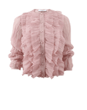 GIVENCHY CLOTHINGTOPBLOUSE Ruffled Blouse