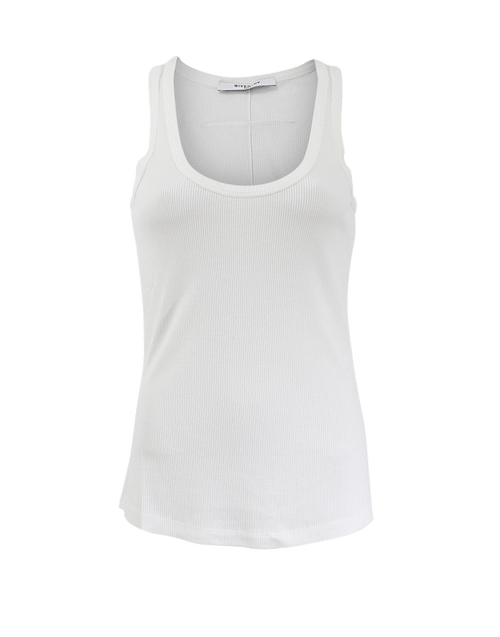 GIVENCHY CLOTHINGTOPTANK Ribbed Tank