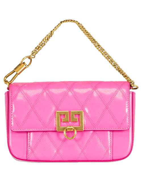 GIVENCHY HANDBAGCLUTCHES PINK Mini Pocket Pouch