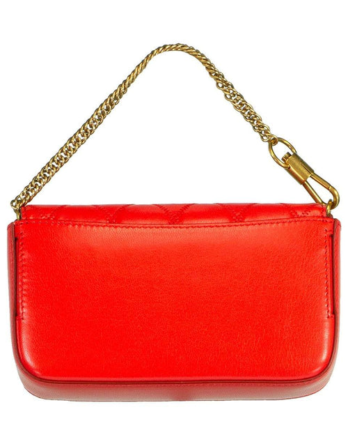GIVENCHY HANDBAGCLUTCHES RED Red Mini Pocket Pouch