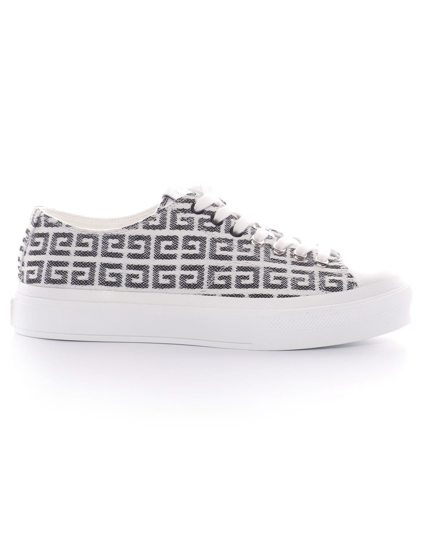 Image of Sneakers City in 4G jacquard