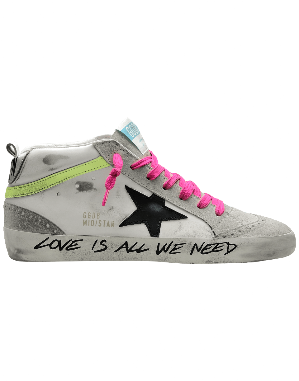 Image of Mid-Star High Top Sneaker
