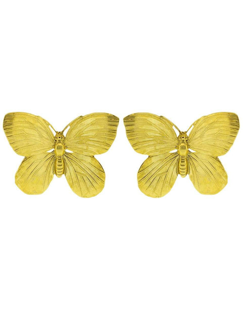 JENNIFER BEHR JEWELRYBOUTIQUEEARRING GOLD Pippa Earrings