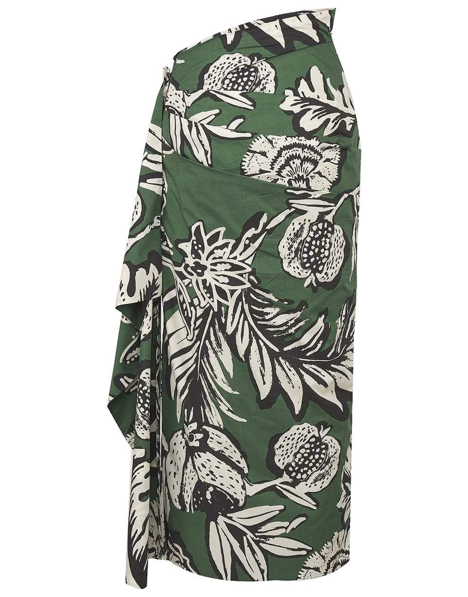 Image of Profoundly Yours Wrap Skirt
