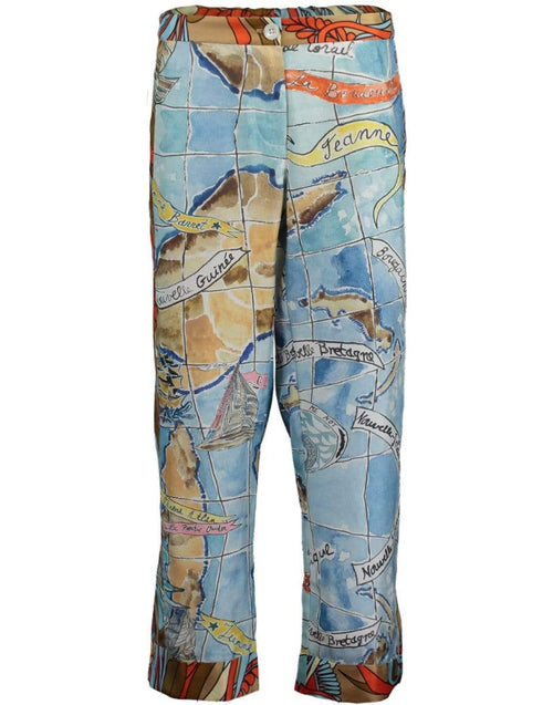 LA PRESTIC OUISTON CLOTHINGPANTCROPPED Riviera Capri Pant