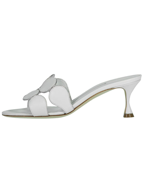 MANOLO BLAHNIK SHOEMISC Hairibal Mule Pump