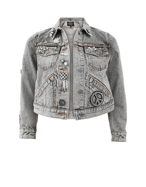 MARC JACOBS CLOTHINGJACKETMISC Embroidered Jacket