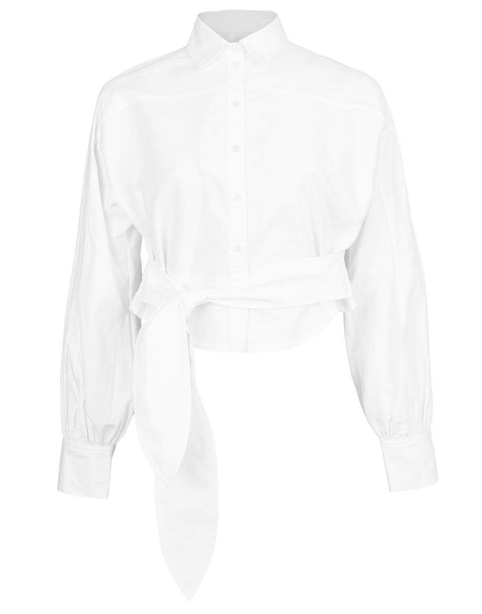 Image of White Emmerson Oxford Shirt