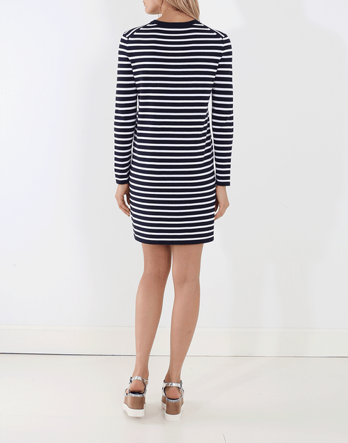 MICHAEL KORS COLLECTION CLOTHINGDRESSCASUAL Striped Tee Shirt Dress