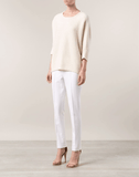 MICHAEL KORS COLLECTION CLOTHINGPANTMISC Cropped Skinny Pant