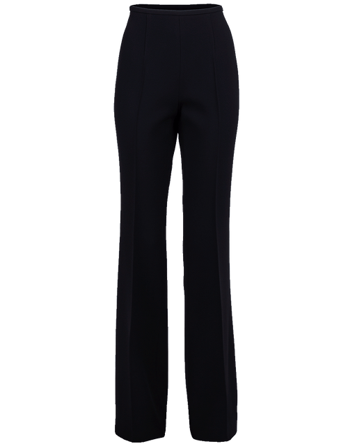 MICHAEL KORS COLLECTION CLOTHINGPANTMISC Side Zip Flare Pant