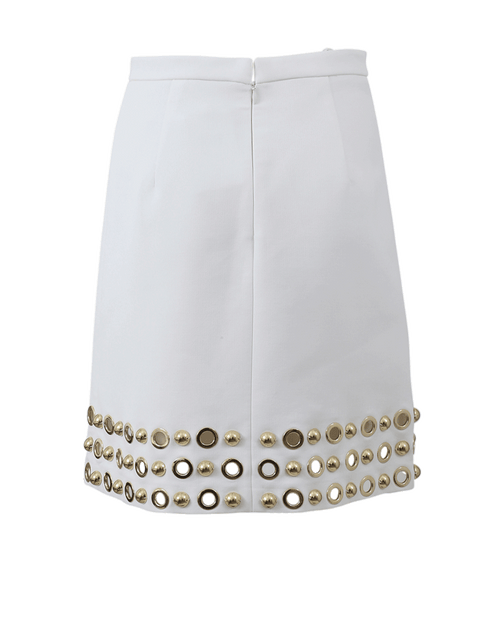 MICHAEL KORS COLLECTION CLOTHINGSKIRTMISC Grommet Skirt