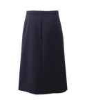 MICHAEL KORS COLLECTION CLOTHINGSKIRTMISC NAVY / 6 Knot Button Midi Skirt