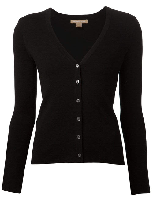 MICHAEL KORS COLLECTION CLOTHINGTOPCARDIGAN Super Cashmere Cardigan