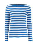 MICHAEL KORS COLLECTION CLOTHINGTOPKNITS Striped Pullover