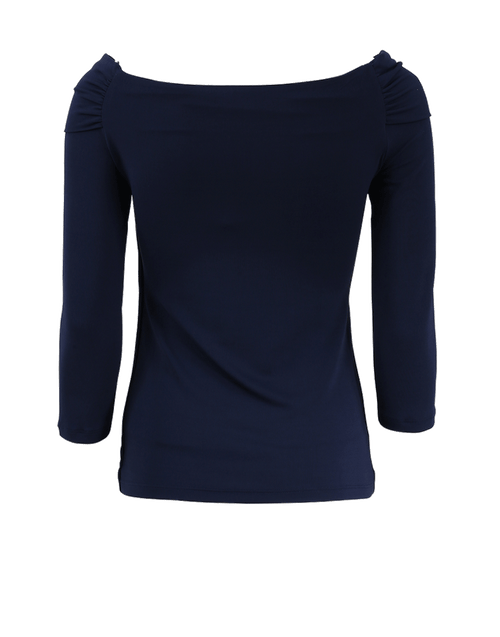 MICHAEL KORS COLLECTION CLOTHINGTOPMISC Off The Shoulder Twist Top