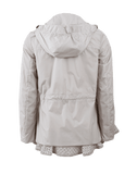 MONCLER CLOTHINGJACKETMISC Lotus Eyelet Jacket
