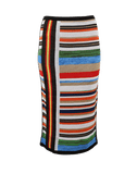 N0.21 CLOTHINGSKIRTMISC Striped Tube Skirt