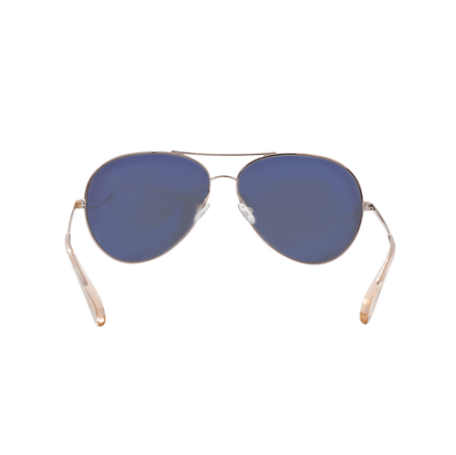 OLIVER PEOPLES ACCESSORIESUNGLASSES ROSEGOLD Sayer Mirror Sunglasses