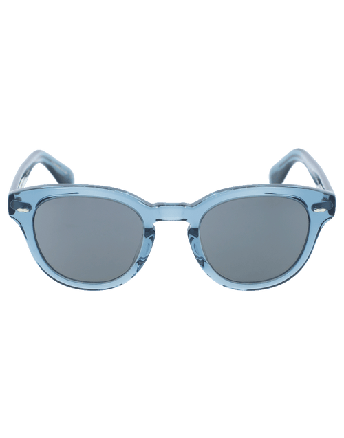 OLIVER PEOPLES ACCESSORIESUNGLASSES TEAL/GRY Washed Teal Cary Grant Sun Sunglasses
