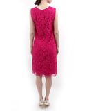 OSCAR DE LA RENTA CLOTHINGDRESSCASUAL Lace Dress
