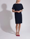 OSCAR DE LA RENTA CLOTHINGDRESSCASUAL Tie Back Dress