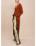 OSCAR DE LA RENTA CLOTHINGTOPCARDIGAN Long Duster Cardigan